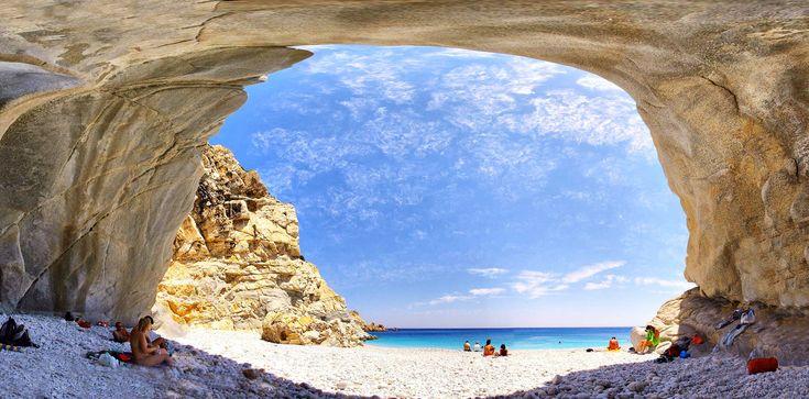 Νησί Ικαρίας - Island of Ikaria
