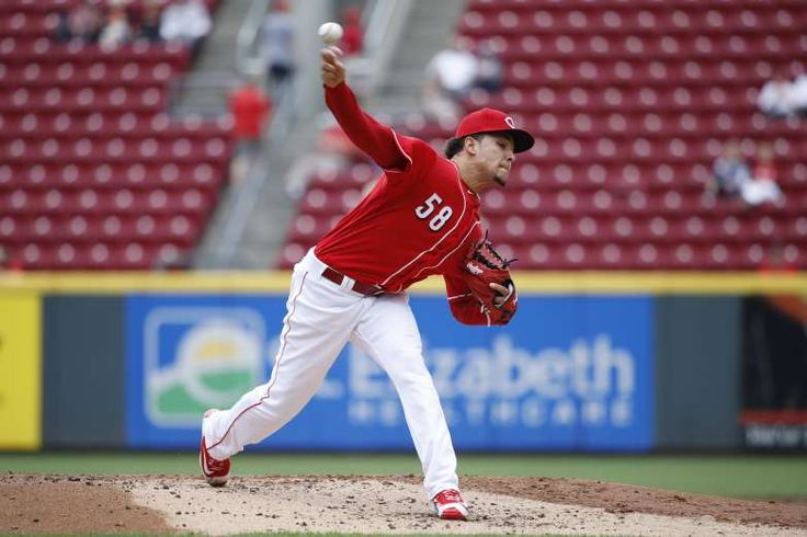 CINCINNATI REDS — PITCHING:   Biggest weakness for each MLB team to correct this offseason  -  November 14, 2017