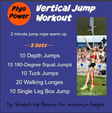 Power jump celebrity fitness routines
