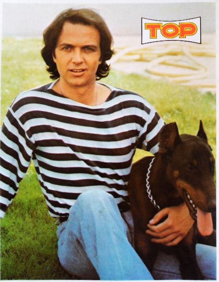 Camilo Sesto, póster  revista.