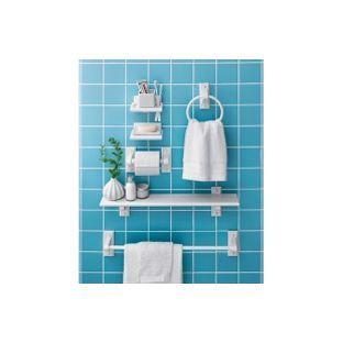 buy wooden 6 piece bathroom accessory set white at argoscouk - Wooden Bathroom Accessories Uk