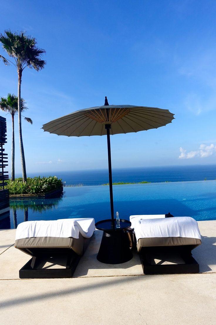 Alila Villas Uluwatu, Bali | www.lenomad.me