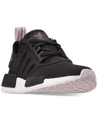 cc2a2f120b992 adidas Women s NMD R1 Casual Sneakers from Finish Line - Finish Line  Athletic Sneakers - Shoes - Macy s