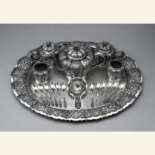 Tea Service  Indonesia, 1920-1930  The Asian Art Museum