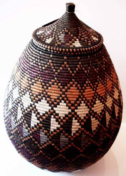 african basketry | African Baskets