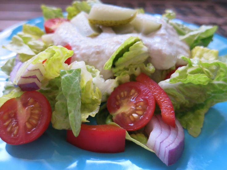 Da haben wir den Low Carb Salat - das Salat-Special. Low Carb Rezepte von Happy Carb.