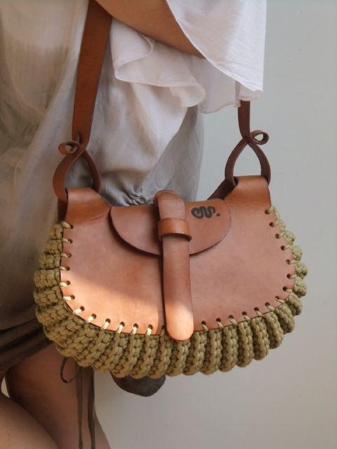 17 стильных идей для сумочки хендмейд-14