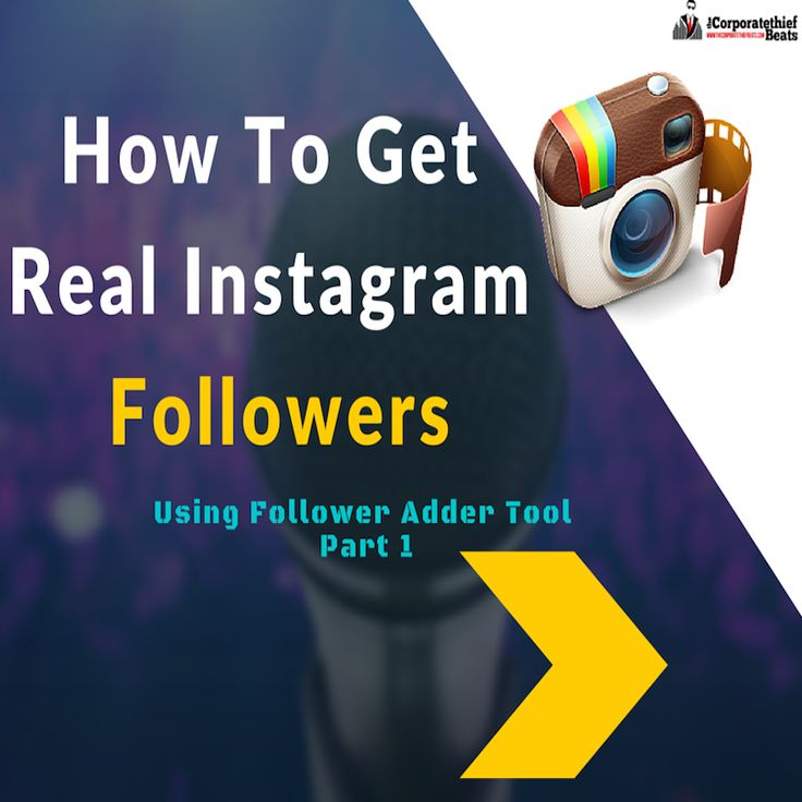 How To Build A Following On Instagram With Follow Adder