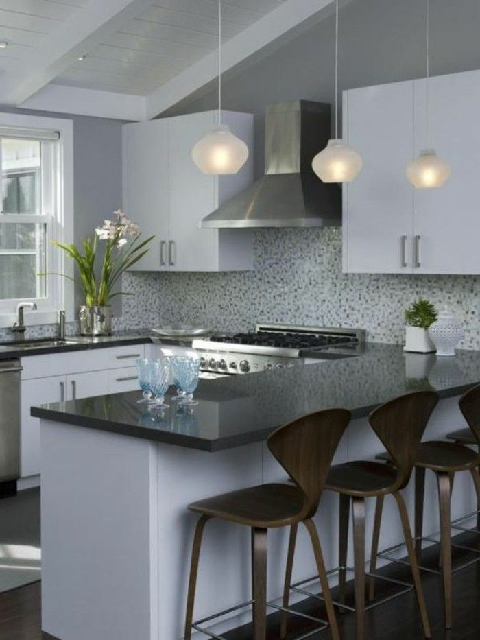 23 best pavimenti images on Pinterest Sweet home, Dining rooms and - modele de cuisine americaine