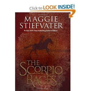 The Scorpio RacesWorth Reading, Scorpio Racing,  Dust Jackets, Book Worth, Maggie Stiefvater, Water Hors,  Dust Covers, Book Jackets,  Dust Wrappers