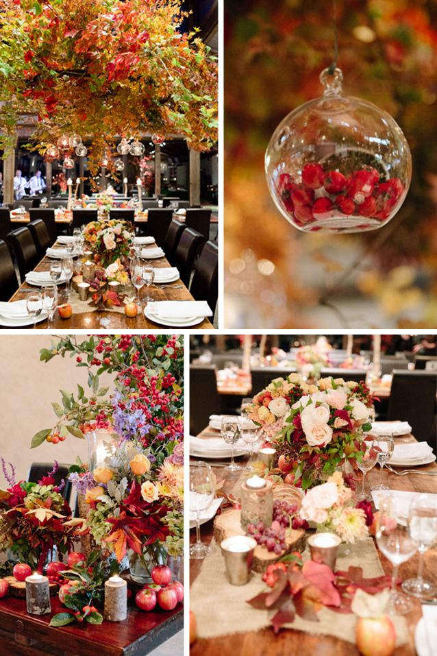 Fall wedding http://sayyesevents.it/2014/07/11/quattro-consigli-per-un-matrimonio-in-autunno/