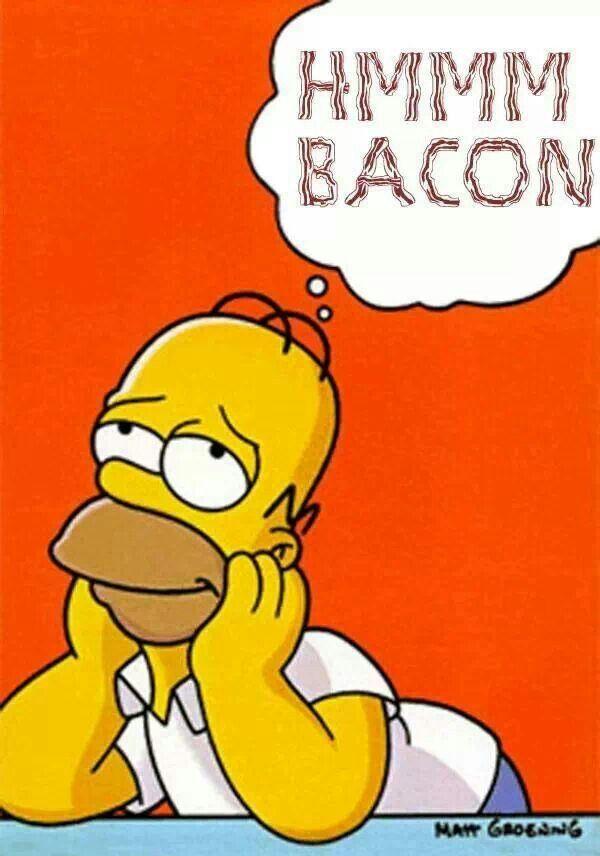 Homer S Favorite Food