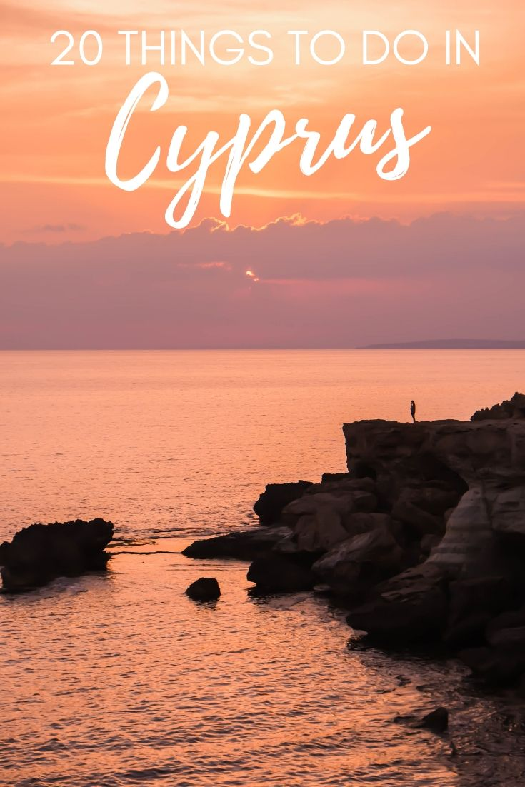 The 20 Best Things To Do In Cyprus Cool Places To Visit Beaches