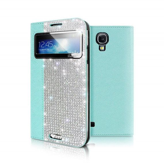 luxury pure bling swarovski elements crystal Samsung ...