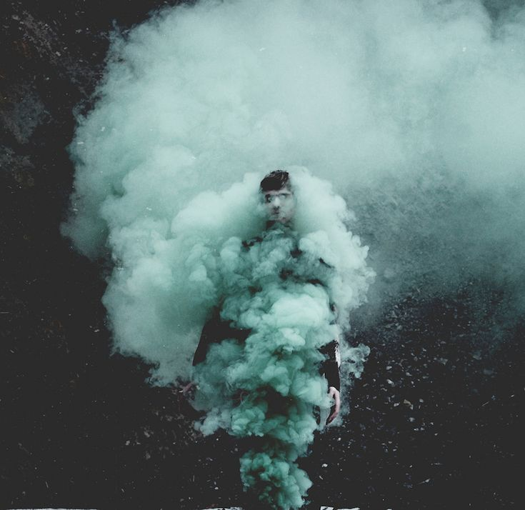 Vivid imagery by Veronika Gilková | iGNANT.de #photography #smoke