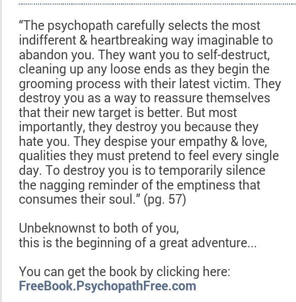 They hate you A recovery from narcissistic sociopath relationship abuse
