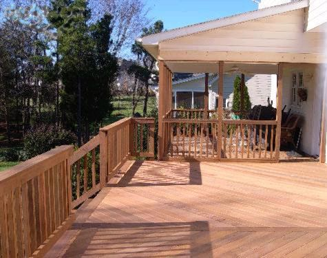 Factory direct remodeling of atlanta photo gallery for 2nd floor patio deck