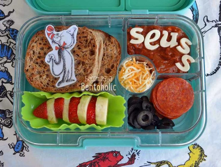 The Cat in the Hat ~ Becoming A Bentoholic