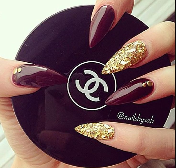 20 Versuchenswert Lange Stiletto Nägel Designs – Nageldesign