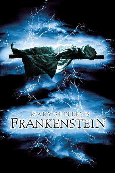Mary Shelley's Frankenstein Movie Poster