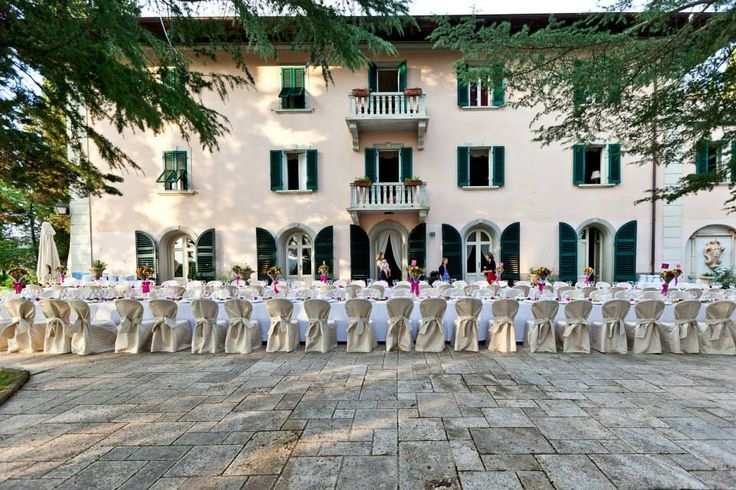 Wedding in Italy - the perfect venue for YOUR special day