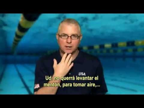 Freestyle Breathing - Respiración en Natación Estilo Libre - M. Phelps, K. Hoff, B. Bowman - YouTube