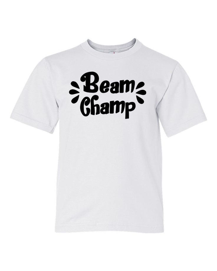 Beam Champ Kids T-Shirt