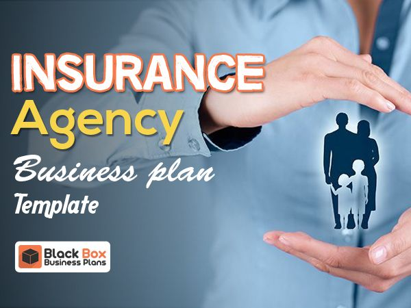 Insurance Agency Business Plan Template Business Plan Template