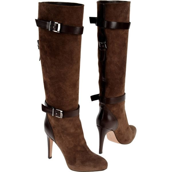 Gianvito Rossi High-Heeled Boots Someone needs to buy me these!