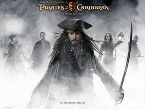 """""""Pirates of the Caribbean, part III"""", by composer Hans Zimmer. Song: """"One day"""""""