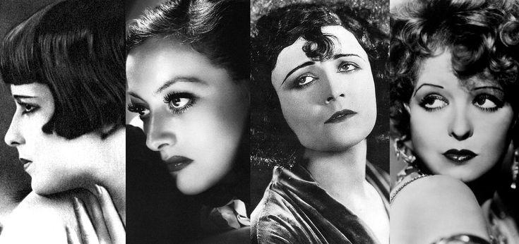 Make-up эпохи: макияж 20-х годов