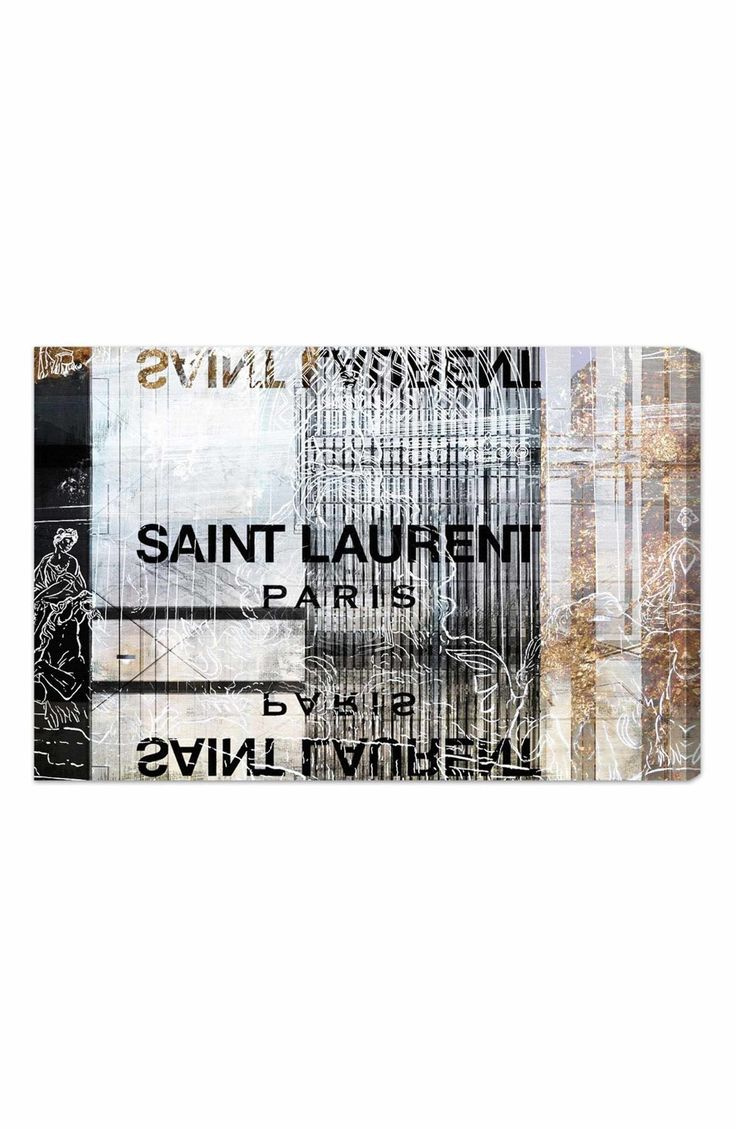 Main Image - Oliver Gal 'Laurent Empire' Canvas Wall Art