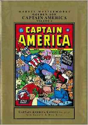 Marvel #masterworks: golden age captain #america - vol. 6, new, syd #shores book,  View more on the LINK: http://www.zeppy.io/product/gb/2/122289341677/
