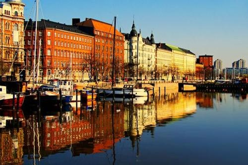 Less than month to helsinki!