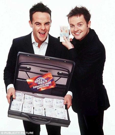 ant and dec saturday night takeaway 2014   Saturday night taken away: After seven years Ant and Dec are said to ...