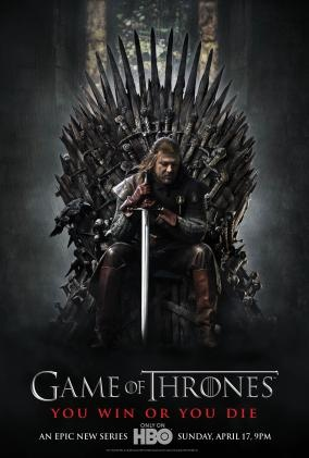 Games of thrones: Poster Frame-Black, Winter Is Coming, Games Of Thrones, The Games, Irons Thrones, George Martin, Book Series, Game Of Thrones, Ned Stark