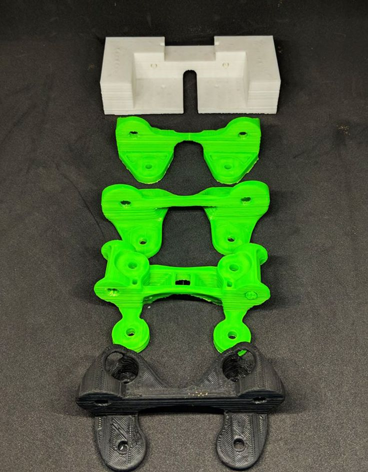 Aircraft Bracket #aircraft  #engine #bracket #bearingbracket #aerospace #aviation #abs #material #design #prototype #3dprinting #fdm #technology #additive #manufacturing #vexmatech
