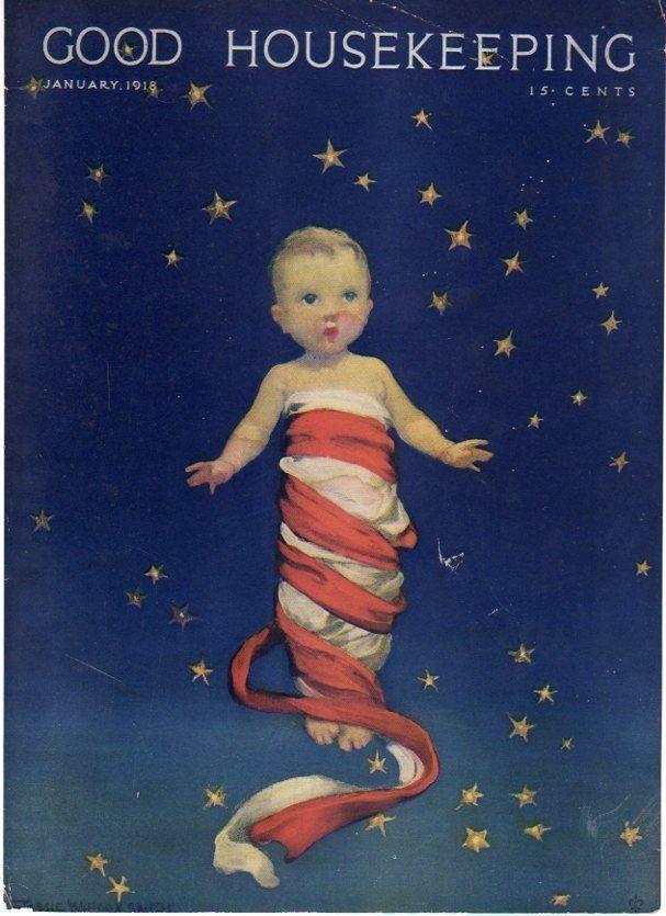 1918, Jessie Wilcox Smith