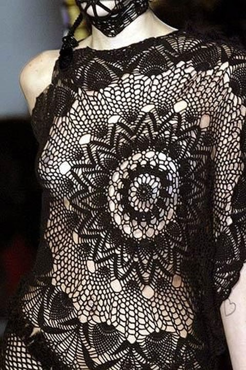 Crochet.....Lace........... Jung Hwa Yoo