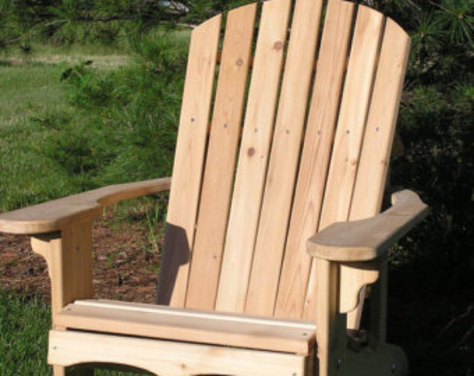 Adirondack Chair Plans 2x4 DIY Adirondack Chair Plans Simple Plans for a | Etsy