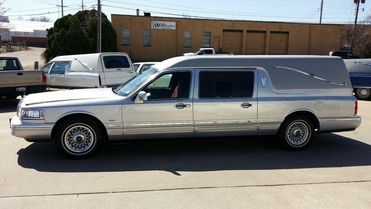 1997 Lincoln Town Car Federal Hearse ★。☆。JpM ENTERTAINMENT ☆。★。