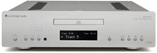 Azur 851C Upsampling DAC, CD Player and Digital Pre-amplifier