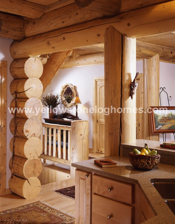 68 best images about rustic homes contemporary vintage for Elegant log homes