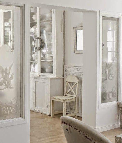 Begehbare Dusche Vorhang : 1000+ Bilder zu white and shabby auf Pinterest Shabby, Brocante und