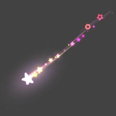 Star Guardian Lux Basic Attack by JasonKeyser