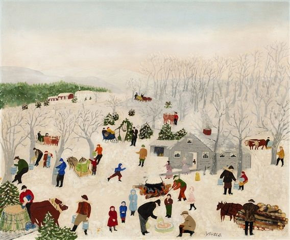 View past auction results for GrandmaMoses on artnet