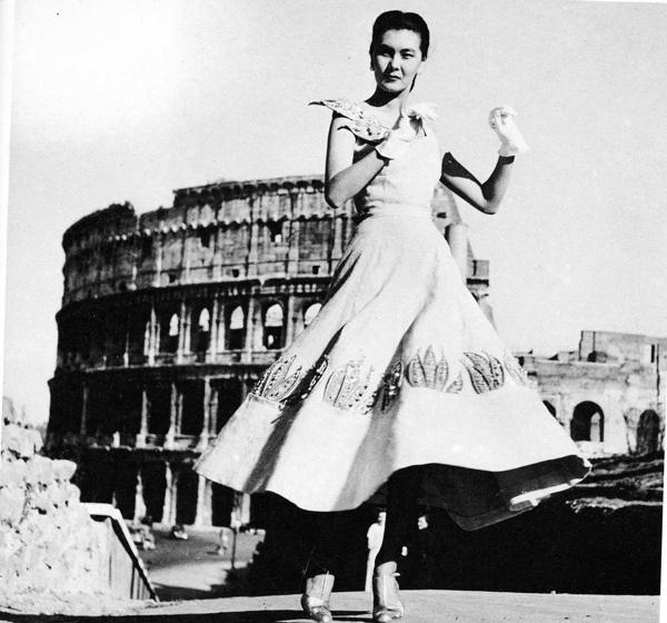Regina Relang - Photographer 1949