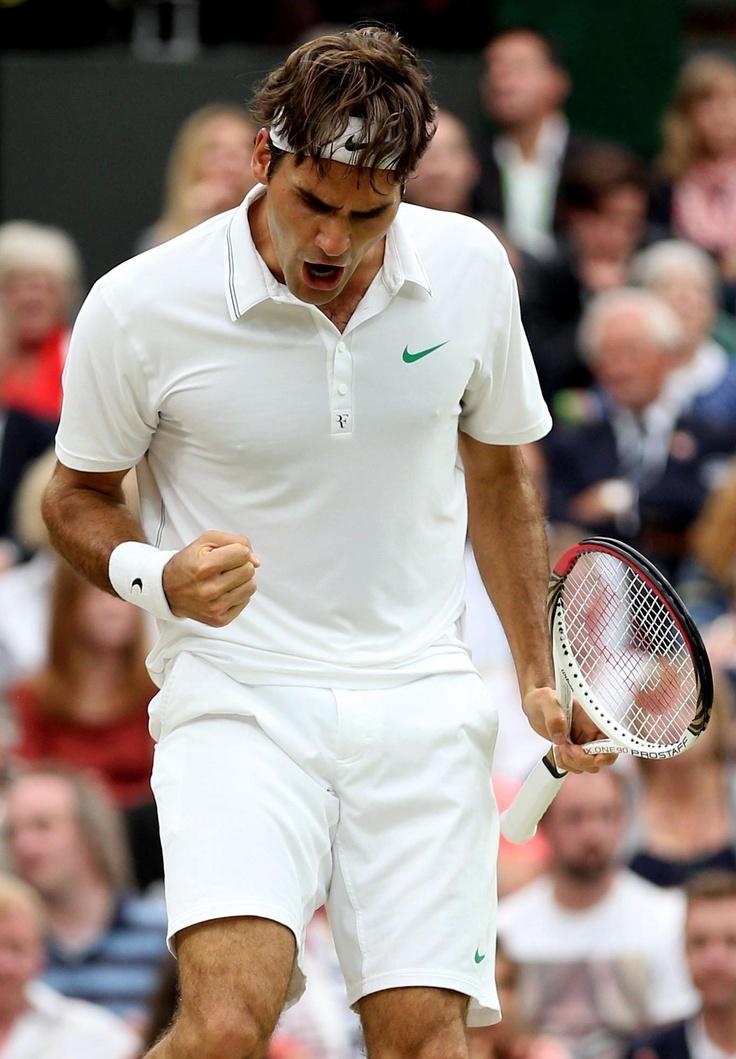 RF - Roger Federer