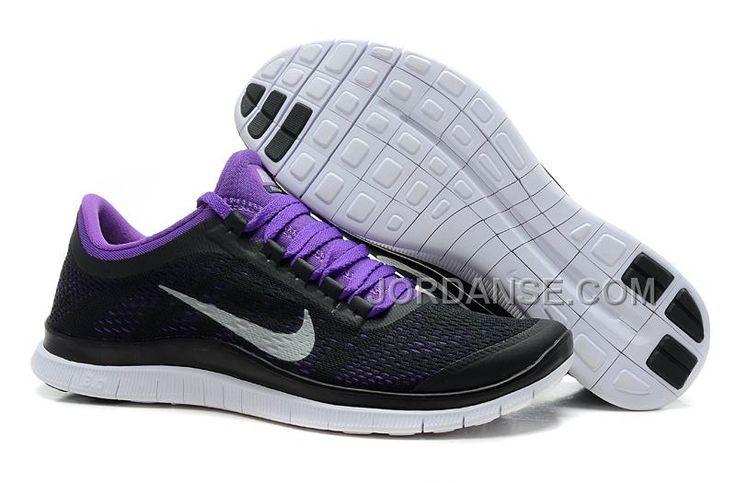 http://www.jordanse.com/cheap-nike-free-30-v5-black-purple-for-sale.html CHEAP NIKE FREE 3.0 V5 BLACK PURPLE FOR SALE Only $76.00 , Free Shipping!