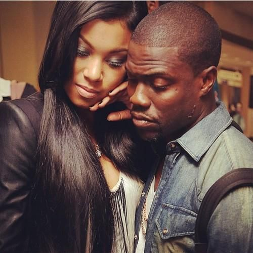 Kevin Hart's Boo Eniko Responds to his Ex-Wife Calling her a 'Mistress-Kevin Hart's former wife Torrei, has yet to find a seat when it comes to putting her ex on blast about their marriage. Although they've been divorced for more than four years, Torrei is making it her business to speak out. Well Hart's current boo thang, Eniko, has finally decided to fire back against claims she was Kevin's mistress while he was marri